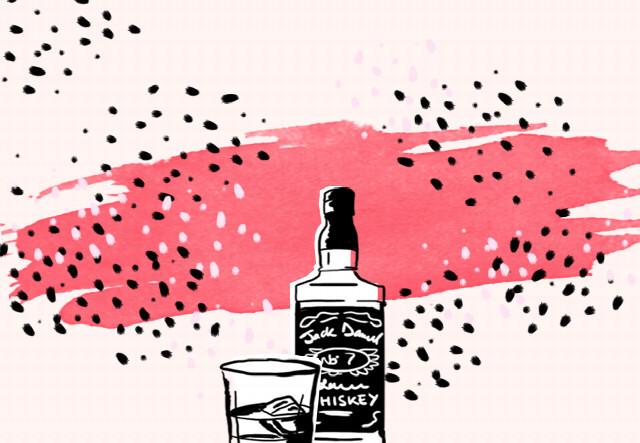 L'ALCOOL VS VOTRE PEAU